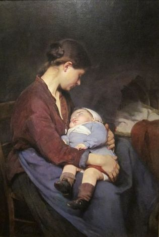 The Mother, 1888