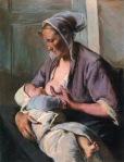 Motherhood, 1897